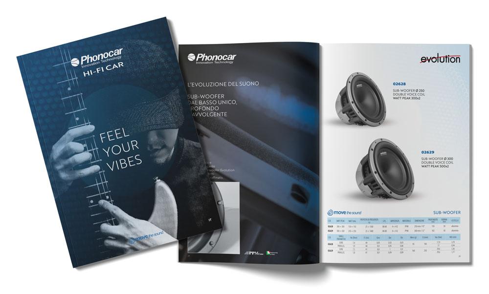 Phonocar Catalogo Hi-FI