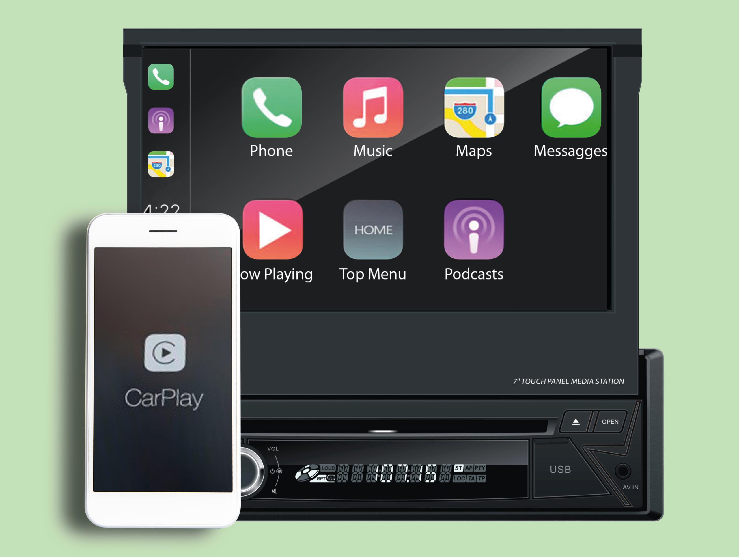 Phonocar VM046 Apple CarPlay